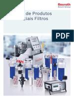 Catálogo de Filtros Bosch Rexroth
