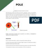 PRINCIPIO BASICO Poleas