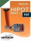 Hipot 80kV Vegtron