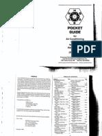 Ashrae PocketHVAC Guide for Hvac