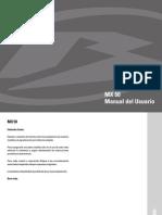 Manual Usuario Mx 50