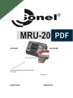 MRU 200