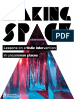Makingspace Innovations for Artists