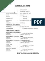Curriculum VitCURRICULUM VITAE.docx