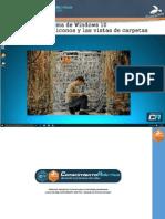 Solución El Problema de Windows 10 Que Desordena Los Iconos y Las Vistas de Carpetas