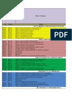 Cronogramas Catecismo Libro 9