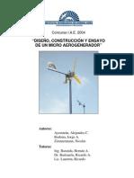 Micro Aero Genera Dor
