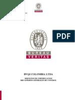 GP01 Servicios de Certificación Mecanismos Generales de Control - Rev 23