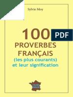 100 Proverbes Fran 231 Ais en 15Par Www Lfaculte Com 15517219bf58