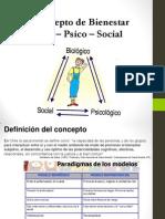 Clase de bienestra biopsicosocial - III° medio