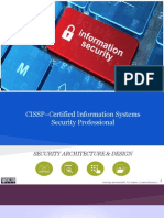 [Pinted Version] Security Architecture _ Design