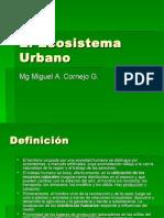 El Ecosistema Urbano
