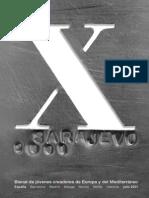 x Bien Al Sarajevo 2001