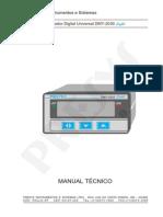 Manual Prensys DMY 2030 Light