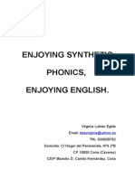 Enjoying Synthetic Phonics