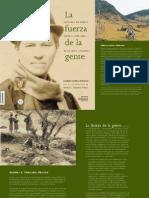 Lorenzo Muelas Hurtado - La Fuerza de La Gente... Guambía, Colombia