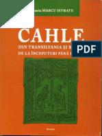 Cahle din Transilvania şi Banat de la inceputuri pană la 1700.pdf
