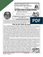 1. San Pablo Biografía