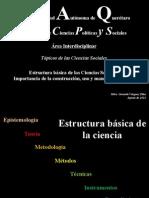 Estructura Básica de La CS