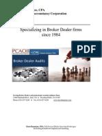 PCAOB Audits for Broker Dealers