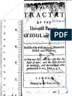 A Tractate of the Universal Panacaea