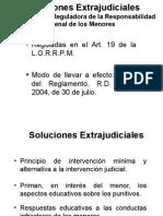 Soluciones Extrajudiciales LORRPM