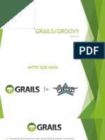 Grails y Groovy - presentacion