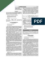 D.S. Nº 016-2015-SA