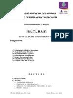 Antología de Suturas Quirúrgicas