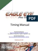 EagleEyePro User Guide