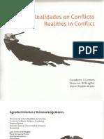 Catálogo Realidades en Conflicto