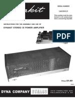 Dynaco St35 Manual