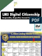 Lindsay Digital Citizenship Presentation 10515