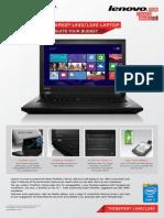 ThinkPad L440 and the L540