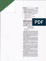 D.S. 004-2014-MINAGRI - Lista de Especies Amenazadas de Fauna s