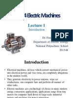 Introduccion al Sistema Electrico de Potencia
