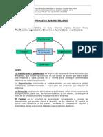 3- El Proceso Adminstrativo
