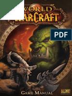 World of warcraft manual