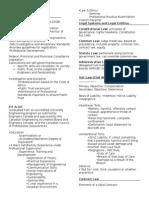 APSC 450 Exam Notes