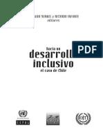 Hacia un desarrollo inclusivo, el caso de Chile