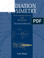 Radiation Dosimetry Instrumentation and Methods Second Edition
