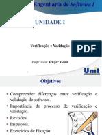 Engenharia de Software _VerificaçaoValidaçao