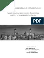 Gestion de Alarmas en Sistemas de Control Distribuido - Gerardo Marina