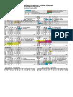 CM - Calendario Academico 2015
