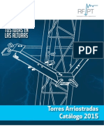 Torres Arriostradas 1