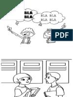 Caricatura de Conversacion