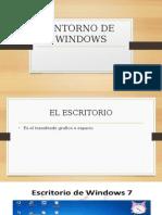 Entorno de Windows