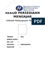 COVER RPH
