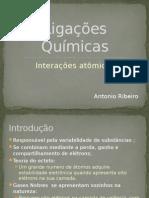 Aula de Ligações Químicas - Antonio Ribeiro _ - _ 23.09.2015