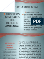 Diapositivas de Derecho Ambiental